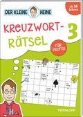 Der kleine Heine. Kreuzworträtsel - Bd.3