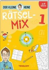 Der kleine Heine. Rätselmix - Bd.1