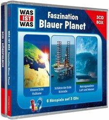 Was ist was 3-CD Hörspielbox - Faszination Blauer Planet