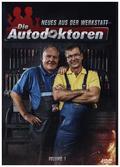 Die Autodoktoren - Neues aus der Werkstatt, 4 DVD