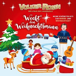 Weckt den Weihnachtsmann, 1 Audio-CD