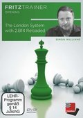 The London System with 2.Bf4 Reloaded, DVD-ROM