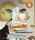Lieselotte übernachtet bei einem Freund