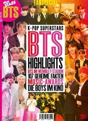 New Stars - K-Pop Superstars BTS
