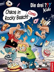 Die drei ??? Kids - Chaos in Rocky Beach! Comic