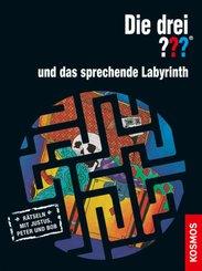 Die drei ??? und das sprechende Labyrinth