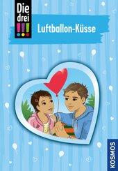 Die drei !!!, Luftballon-Küsse