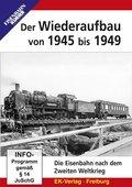 Der Wiederaufbau von 1945 bis 1949, DVD-Video