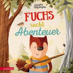 Fuchs sucht Abenteuer