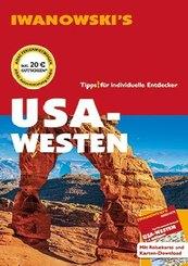 USA-Westen - Reiseführer von Iwanowski