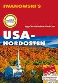 USA Nordosten - Reiseführer von Iwanowski, m. 1 Karte