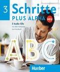 Schritte plus Alpha Neu: Alle Hörtexte zum Kursbuch, 2 Audio-CDs; 3