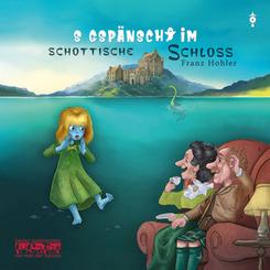 s Gspänscht im schottische Schloss, Audio-CD