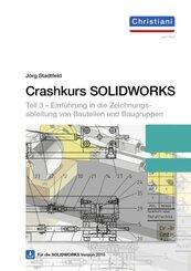 Crashkurs SolidWorks, m. DVD-ROM - Tl.3