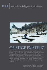 FUGE, Journal für Religion & Moderne: Geistige Existenz
