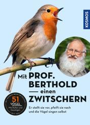 Mit Prof. Berthold einen zwitschern!, Audio-CD
