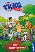 TKKG Junior - Der Roboterhund