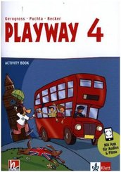 Playway, ab Klasse 3. Ausgabe BW, NI, SH, HB, HE, BE, BB, MV, ST, TH ab 2020: 4. Klasse, Activity Book