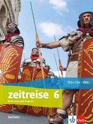 Zeitreise, Ausgabe für Sachsen Oberschule ab 2020: 6. Schuljahr, Schülerbuch