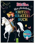 Bibi & Tina - Mein pferdestarkes Kritzel-Kratzel-Buch