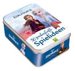 Disney Die Eiskönigin 2 - 50 zauberhafte Spielideen für tolle Kinderpartys, 50 Karten
