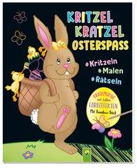 Kritzel-Kratzel-Osterspaß