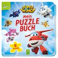 Super Wings - Mein Puzzlebuch