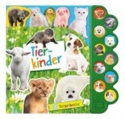 Tierkinder, m. Soundeffekten