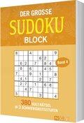 Der große Sudokublock - Bd.4