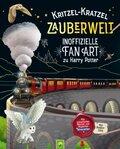 Kritzel-Kratzel Zauberwelt - Inoffizielle Fan Art zu Harry Potter