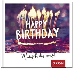 Happy Birthday - Wünsch dir was!