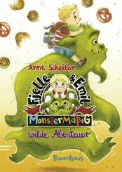 Fjelle & Emil - Monstermäßig wilde Abenteuer