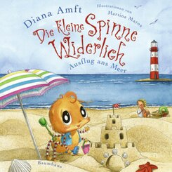 Die kleine Spinne Widerlich - Ausflug ans Meer (Mini-Ausgabe)