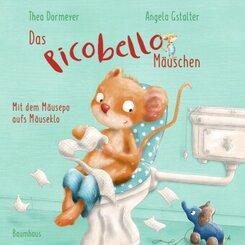 Das Picobello-Mäuschen - Mit dem Mäusepo aufs Mäuseklo
