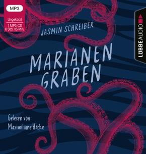 Marianengraben, Audio-CD, MP3