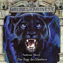 Gruselkabinett - Das Auge des Panthers, Audio-CD