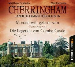 Cherringham - Folge 13 & 14, 6 Audio-CD