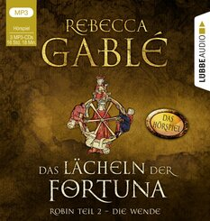 Das Lächeln der Fortuna - Das Hörspiel, 3 Audio- CD, MP3