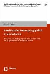 Partizipative Entsorgungspolitik in der Schweiz