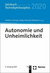Autonomie und Unheimlichkeit; Volume 5