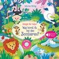 Klänge der Natur: Was hörst du bei den Zootieren?, Soundbuch