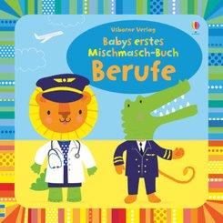 Babys erstes Mischmasch-Buch: Berufe