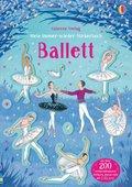 Mein Immer-wieder-Stickerbuch: Ballett