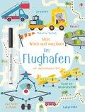 Mein Wisch-und-weg-Buch: Am Flughafen