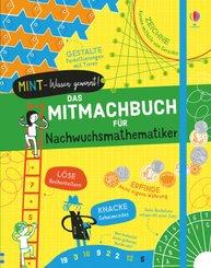 MINT - Wissen gewinnt! Das Mitmachbuch für Nachwuchsmathematiker