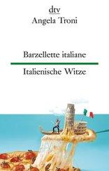 Barzellette italiane  / Italienische Witze