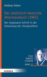 Das lateinisch-deutsche Altarmessbuch (1965)