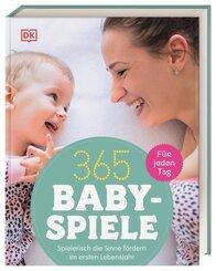 365 Babyspiele für jeden Tag