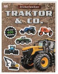 Sticker-Lexikon. Traktor & Co.