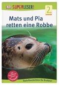 Mats und Pia retten eine Robbe